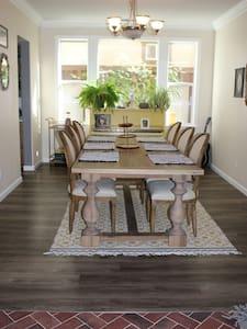 bright, open floorplan - Haus