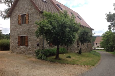 Country house in southern Burgundy - House