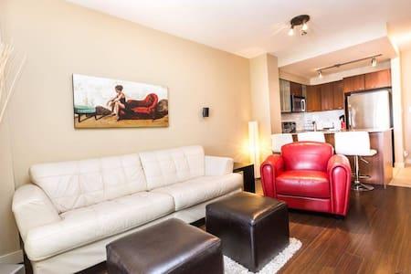 Clean & Cozy Condo - Apartemen