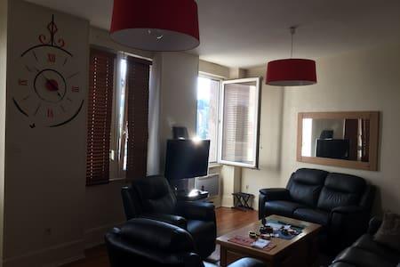 Appart duplex 80 m² centre ville - Belfort