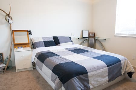Cozy room near Caltrain & Downtown - Διαμέρισμα