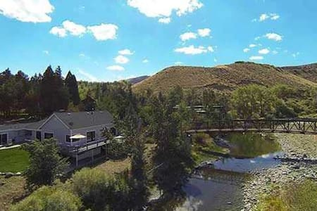 Beautiful Truckee Riverfront home - Casa