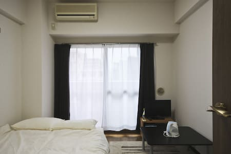 2min to Shinjuku 2Bed w/Free Wi-Fi