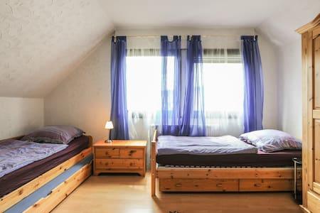 Ferienwohnung - Klenk - 2 - Gruibingen - Apartamento