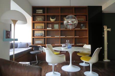 Modern Retro 現代復古 旅人新體驗 Mid20th - Wenshan District - Apartment
