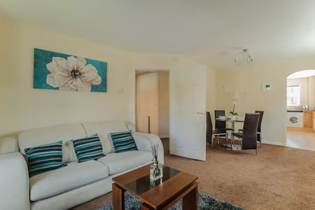 Luxury 2 bedroom apartment - Coventry