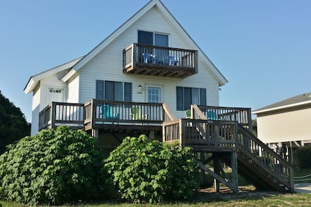 PERFECT SPOT - Close 2 Ocean - On Marsh - House