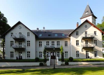 Loftwohnung im Schloss - Kühlungsborn-Bastorf - Castelo