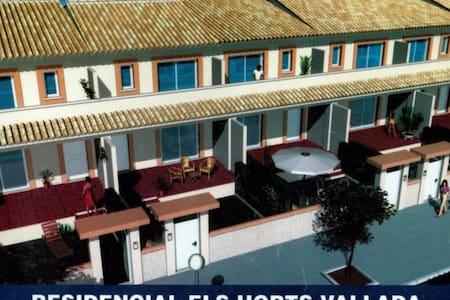 RESIDENCIAL ELS HORTS - Vallada - Casa adossada