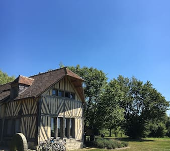Belle dépendance en basse Normandie - House