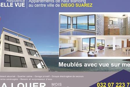 Résidence Belle Vue - Diego Suarez - Antisiranana - Condominium