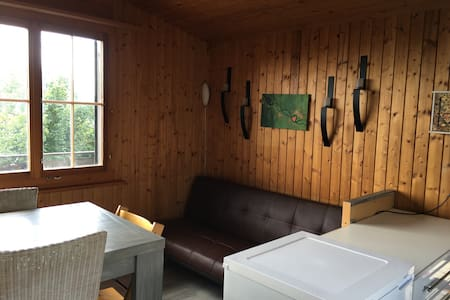 Holzchalet in Gams - House
