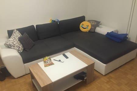 Ausziehcouch in Kehrsatz - Appartamento
