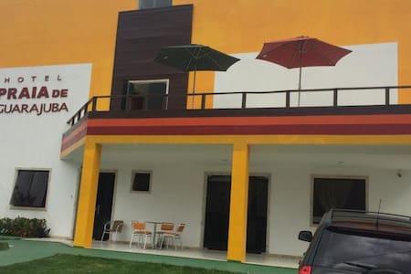 Hotel Pousada Praia de Guarajuba - Guarajuba - Bed & Breakfast