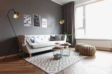 Contemporary Scandinavian apartment - Apartment