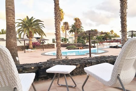 Apart. Costa Teguise cerca de playa - Costa Teguise - Apartment