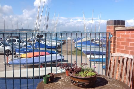 Private room  and own bathroom by Exe Estuary - Exmouth - Townhouse