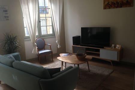 Appartement de charme - 55m2 - Bayonne - Apartamento
