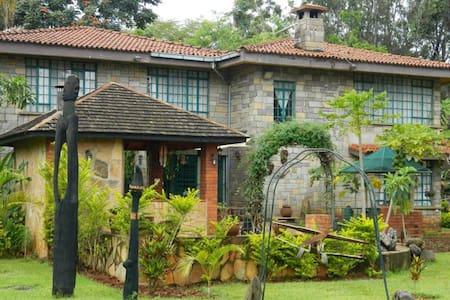 Cozy and safe room in Runda - Nairobi