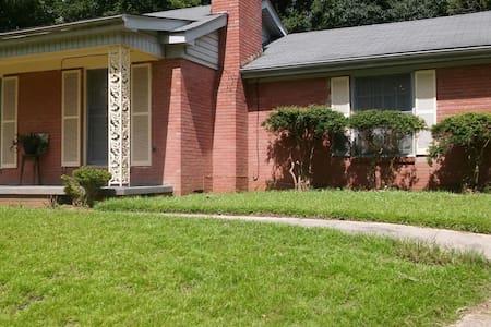House Parkside Drive  Vicksburg, MS - Vicksburg - Hus