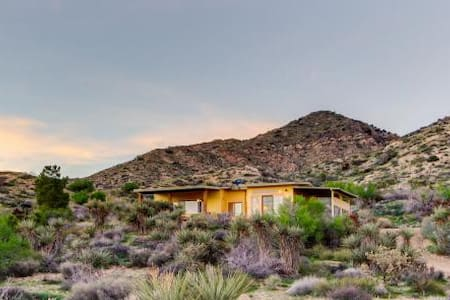 Desert Oasis Retreat, View Bungalow-Hiking, Horses - Chalet