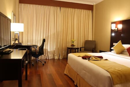 Asiana an iconic 5 star Hotel - Chennai