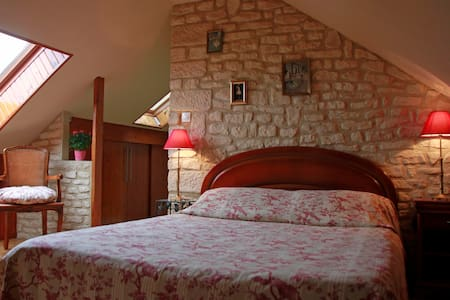chambre privée. - Bed & Breakfast