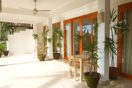 Oasis in Ubud Center - Great Value!