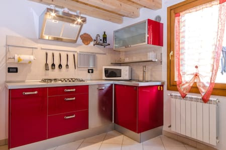 Charming apartment in Sottomarina - Chioggia - Apartment