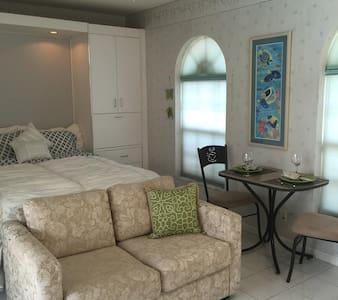 Poolside Cabana - Guest Quarters - Coral Springs - Lägenhet