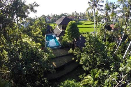 Ubud: Luxury Guest Villa