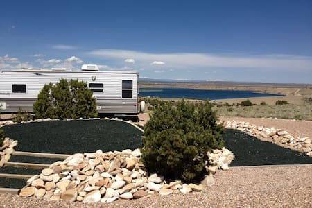 Starvation, MountainTop Retreat - Camper/RV