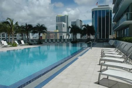 Luxury Unit in Heart of Miami!
