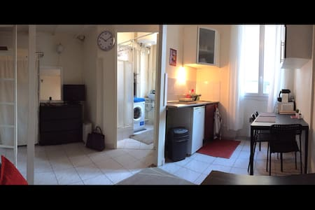 Beau studio centre ville Montrouge - Apartment