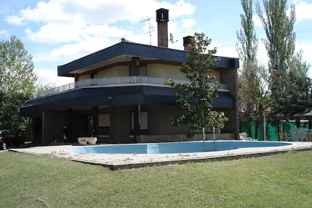Chalet con piscina privada - Bed & Breakfast