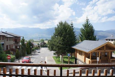 Acogedor apartamento en La Cerdanya - Alp