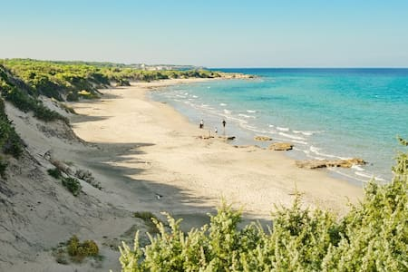 Otranto monolocale vicino spiagge di Alimini - Lejlighed