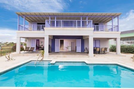 Lilac Villa 3 Bed Ocean Front Villa - Ház