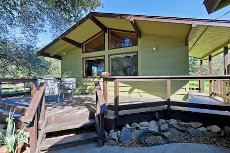 3BR/2BA Enchanting House, Julian CA - Casa