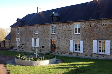 Le Pressoir du Grand Père  (B&B)  or Self catering - Bed & Breakfast
