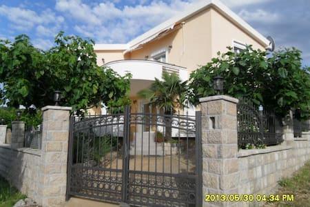 1 floor villa on the Adriatic coast - Bar