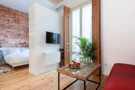 Nanoestudio Palace of s. Renovated  - Madrid - Apartment
