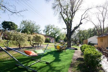 A paradise for the family! - Kfar Glikson - Lakás