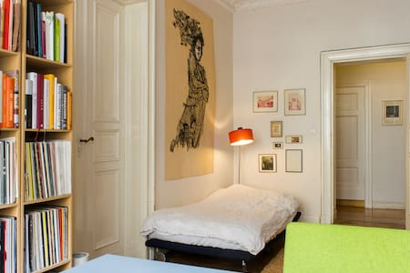 Beautiful guest room in Mitte! - Berlin - Lejlighed