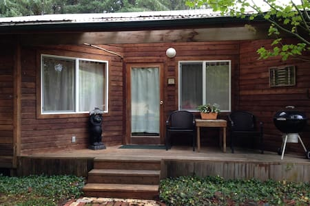 Sol Duc Cabins - Forks - Ξυλόσπιτο
