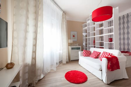 Sunny Budapest downtown studio - Budapest - Appartement