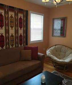 Private living space / 20 min from NYC - Cliffside Park - House