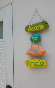 Beach town, sunny, family friendly house!!! - Fajardo - House