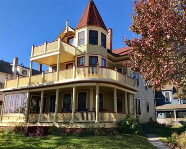 Amazing views in this Victorian by the Sea! - Neptune Township