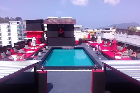 Room swimming Pool Free wi-fi  - Bed & Breakfast
